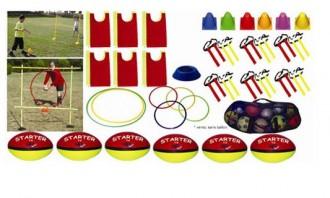 Pack scolaire d'entraînement rugby - Devis sur Techni-Contact.com - 1