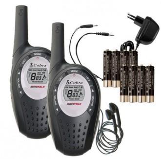 Pack talkie walkie cobra - Devis sur Techni-Contact.com - 1