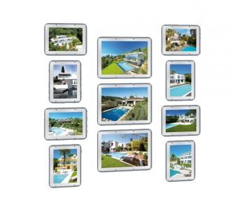 Pack vitrine immobilière - Devis sur Techni-Contact.com - 1