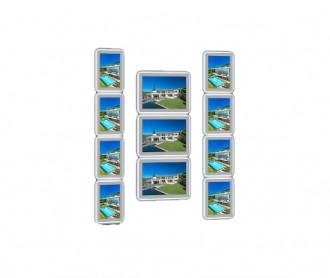 Pack vitrine lumineuse immobilière - Devis sur Techni-Contact.com - 2