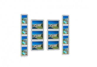 Pack vitrine lumineuse immobilière - Devis sur Techni-Contact.com - 3