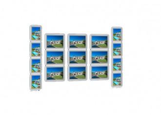 Pack vitrine lumineuse immobilière - Devis sur Techni-Contact.com - 4