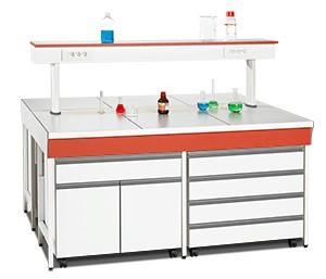 Paillasse humide de laboratoire - Devis sur Techni-Contact.com - 1