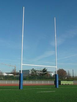 Paire buts de rugby en acier - Devis sur Techni-Contact.com - 1