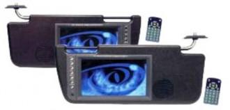 Paire d'écrans TFT Pyle Pare-soleil - Ecran 7 Pouces Pyle - Devis sur Techni-Contact.com - 1