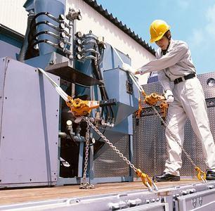 Palan à chaine en aluminium - Devis sur Techni-Contact.com - 3