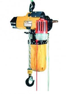 Palan à chaine pneumatique - Devis sur Techni-Contact.com - 1