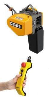 Palan électrique à chaîne 480 Kg - Devis sur Techni-Contact.com - 11