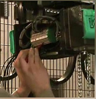 Palan electrique industriel - Devis sur Techni-Contact.com - 1