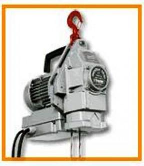 Palan électrique portable Minifor 300kg - Devis sur Techni-Contact.com - 1