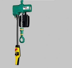 Palan pneumatique 500 kg - Devis sur Techni-Contact.com - 1