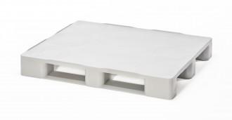 Palette plastique alimentaire a semelles - Devis sur Techni-Contact.com - 3