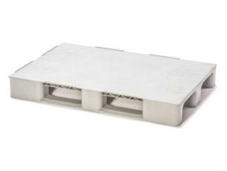 Palette plastique plancher plein - Devis sur Techni-Contact.com - 1