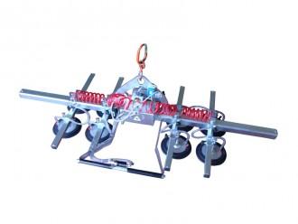 Palonnier à ventouses électrique pour tôles - Devis sur Techni-Contact.com - 1