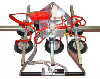 Palonnier à ventouses pneumatique 20000 kg - Devis sur Techni-Contact.com - 1