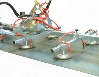 Palonnier à ventouses pneumatique 20000 kg - Devis sur Techni-Contact.com - 2