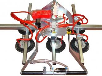 Palonnier à ventouses pneumatique pour tôles - Devis sur Techni-Contact.com - 1