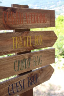 Pancarte en bois personnalisable - Devis sur Techni-Contact.com - 18