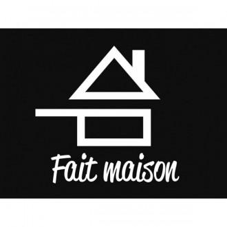 Pancarte Fait maison - Devis sur Techni-Contact.com - 1
