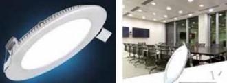Panel LED rond extra plat - Devis sur Techni-Contact.com - 1
