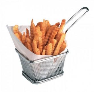 Panier à frites en inox - Devis sur Techni-Contact.com - 2