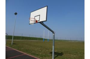 Panier de basket compétition exterieur - Devis sur Techni-Contact.com - 1