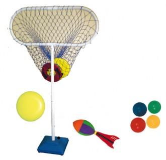 Panier pour lancer de frisbee - Devis sur Techni-Contact.com - 1