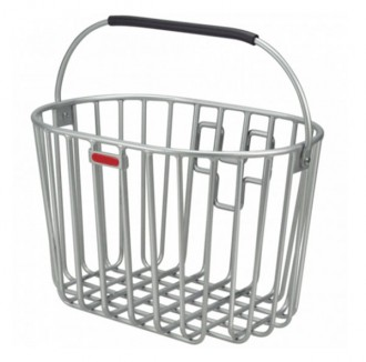 Panier pour vélo en aluminium - Devis sur Techni-Contact.com - 1