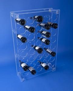 Panier range bouteille plexi - Devis sur Techni-Contact.com - 2