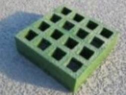 Panneau caillebotis vert - Devis sur Techni-Contact.com - 1