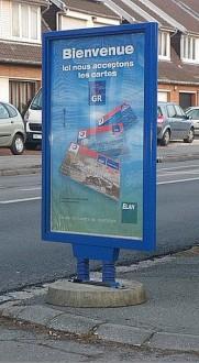 Panneau d'affichage à ressorts - Devis sur Techni-Contact.com - 1