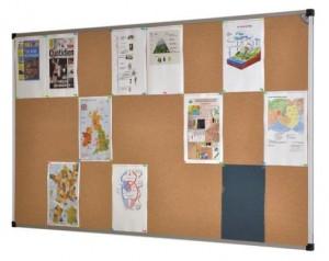 Panneau d'affichage en liège - Devis sur Techni-Contact.com - 2