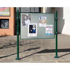 Panneau d'affichage libre 1670 x 1225 mm - Devis sur Techni-Contact.com - 4