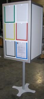 Panneau d'affichage multidirectionnel - Devis sur Techni-Contact.com - 2