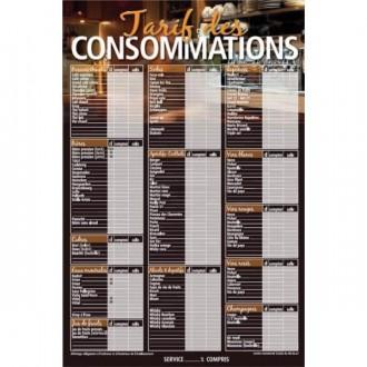 Panneau d'affichage prix de consommation - Devis sur Techni-Contact.com - 2