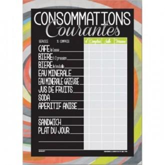 Panneau d'affichage prix des consommations - Devis sur Techni-Contact.com - 1