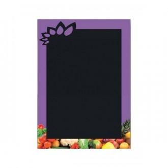 Panneau d'affichage prix fruits légumes - Devis sur Techni-Contact.com - 1