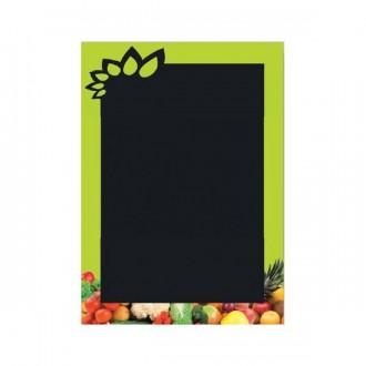 Panneau d'affichage prix fruits légumes - Devis sur Techni-Contact.com - 2