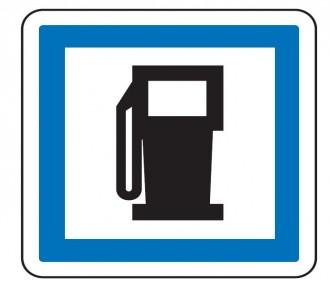 Panneau d'indication des postes de distribution de carburant CE15a - Devis sur Techni-Contact.com - 1