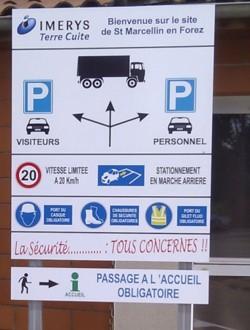 Panneau d'information directionnel - Devis sur Techni-Contact.com - 5