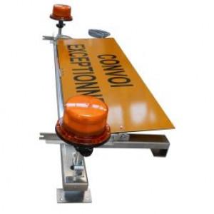 Panneau de convoi exceptionnel MANUEL - Devis sur Techni-Contact.com - 7