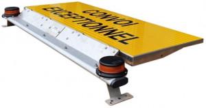 Panneau de convoi exceptionnel motorisé - Devis sur Techni-Contact.com - 1