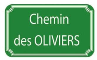 Panneau de rue en aluminium - Devis sur Techni-Contact.com - 1