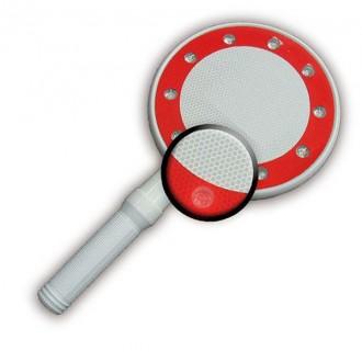 Panneau de signalisation à main - Devis sur Techni-Contact.com - 1