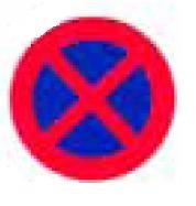 Panneau de signalisation d'arrêt et de stationnement interdits - Devis sur Techni-Contact.com - 1