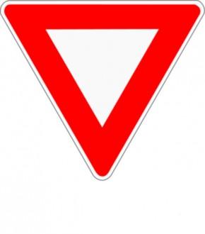 Panneau signalisation d'intersection et de priorité AB3 - Devis sur Techni-Contact.com - 1