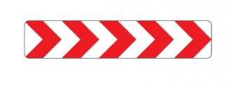 Panneau de signalisation de position de déviation K8 - Devis sur Techni-Contact.com - 1