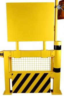 Panneau de signalisation en acier - Devis sur Techni-Contact.com - 2