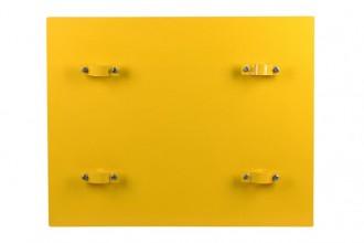 Panneau de signalisation en acier - Devis sur Techni-Contact.com - 4