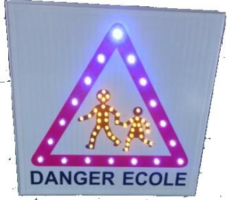 Panneau de signalisation lumineux - Devis sur Techni-Contact.com - 2